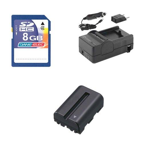 Ksd48gb Memory Card - Sony Alpha DSLR-SLT-A58 Digital Camera Accessory Kit includes: SDNPFM500H Battery, SDM-101 Charger, KSD48GB Memory Card