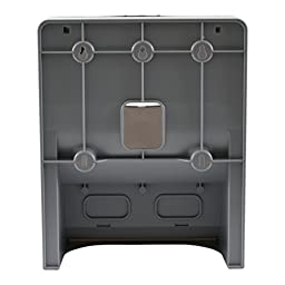 Roll Paper Towel Dispenser by Oasis Creations - Commercial Heavy Duty - Wall Mount Towel Dispenser