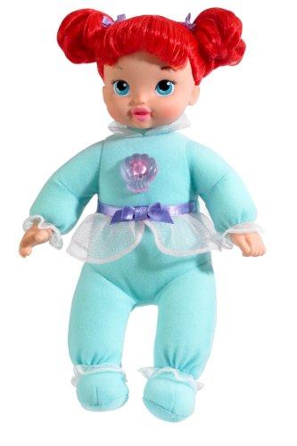 Playmates Disney My Baby Princess Hugu0027n Glow Ariel Doll  sc 1 st  Amazon.com & Amazon.com: Playmates Disney My Baby Princess Hugu0027n Glow Ariel Doll ...