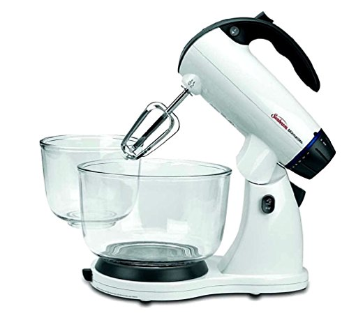 Stand Mixer Machine Sunbeam Mixmaster Kitchen Action Powerful 12-Speeds 350W
