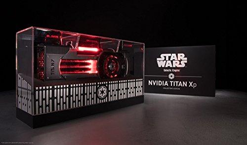 کارت گرافیک نسخه NVIDIA Titan Xp Star Wars Galactic Empire Collectors Edition