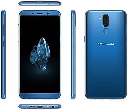 Meiigoo S8 Smartphone Android 7.1 Dual-IMEI Octa-Core CPU 4GB RAM ...