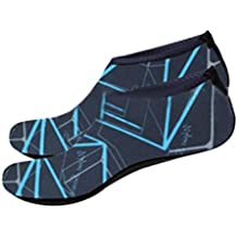 Clearance ! Litetao New ! Hot Sale ! Water Shoes, Unisex Beach Shoes Outdoor Diving Yoga Barefoot Quick-Dry Swim Socks (2XL, Navy)
