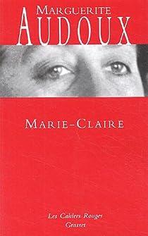 Marie-Claire par Audoux