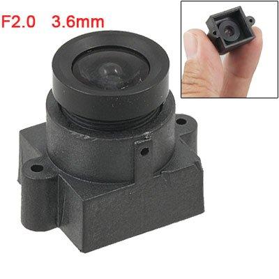 "3.6mm Focal Length 1/3"" Format Board Lens for CCTV Camera"