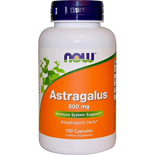 Cheap Astragalus 500mg – Now Foods – 100 – Capsule