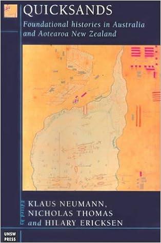Gratis lydbogen downloads til ipods Quicksands: Foundational Histories in Australia and Aotearoa New Zealand in Danish PDF RTF