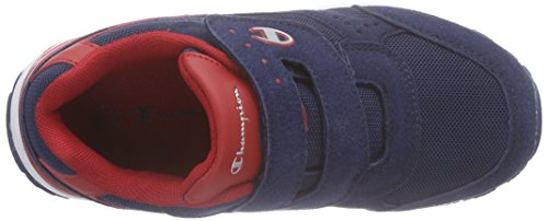 Champion Low Cut Shoe Rugrat Revival B Ps - Zapatillas de running Niños Azul - Blau (Black Iris 3016)