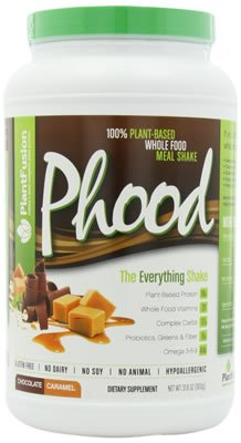Plantfusion Phood Shake Choc Crml Pwd  31 8 Oz  Ea 1