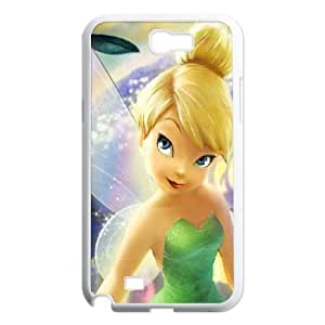 Samsung Galaxy N2 7100 Cell Phone Case White Tinker Bell Secret of the Wings J3439298
