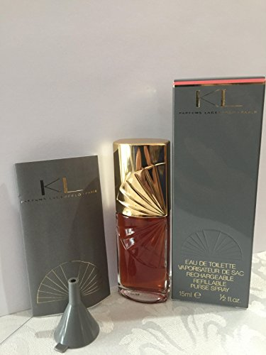 KL by Karl Lagerfled for Women .05 oz 15 ml EDT Purse Spray ()
