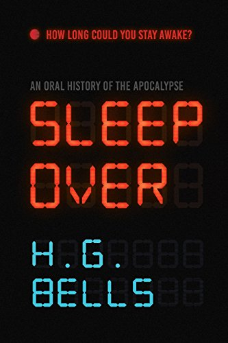 Sleep Over: An Oral History of the Apocalypse cover