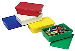 Manta Assorted Ray Clutter Boxes with Lids (Set of 5)