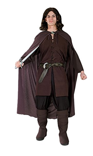 Aragorn Adult Adult Men's Costume (Large Image)