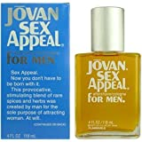 Jovan Sex Appeal By Jovan For Men. Cologne / Aftershave 4.0