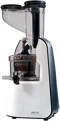 Imetec Succovivo Pro 2000 Estrattore di Succo Professionale a Freddo, Spremitura Lenta 48 Giri/Min, 2 Filtri per Succhi… 3