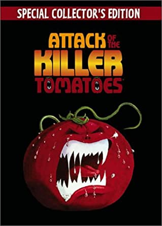 Image result for attack of the killer tomatoes amazon