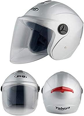 3/4 Casco Moto Hombre Mujer,Carretera Moto Cascos Adulto ...