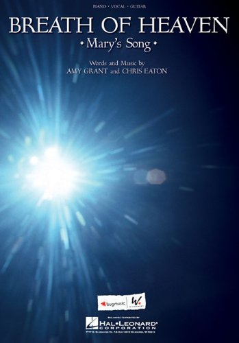 Breath of Heaven (Mary's Song): P/V/G Edition -