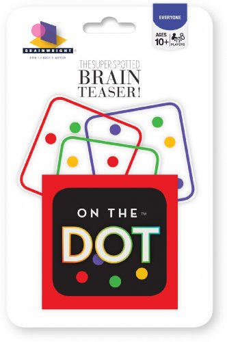Brainwright 8002D The Dot Game