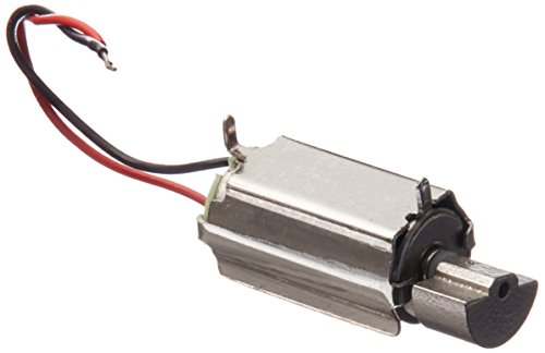 DC3V 10000RPM 6mmx12mm Mini Coreless Vibration Motor for Plane Model