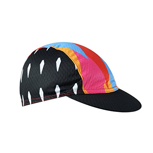 YIDUN Polyester Cycling Cap Sweat Wicking