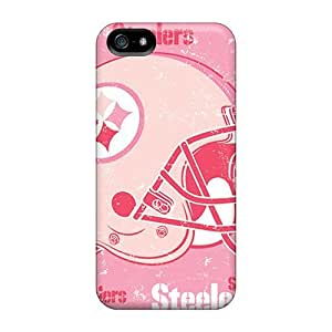 Iphone High Quality Tpu Case/ Pittsburgh Steelers JhJ609wlUt Case Cover For Iphone 5/5s