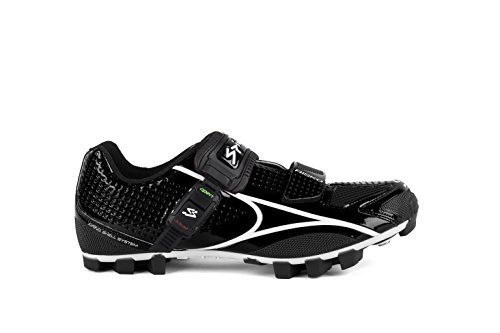 Spiuk schwarz Multicolor Sneaker weiß Herren nWCzCPU