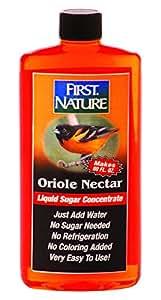 Primera naturaleza 3087Oriole néctar, 16-ounce Concentrate