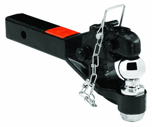 Tow Ready 63041 Receiver Mount Pintle Hook with 2