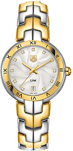 TAG Heuer Women's WAT1352.BB0962 Link Analog Display Quartz Two Tone Watch
