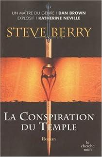 La Conspiration du Temple par Berry
