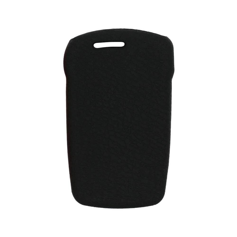 SEGADEN Silicone Cover Protector Case Skin Jacket fit for BMW 4 Button Smart Remote Key Fob CV4903 Black