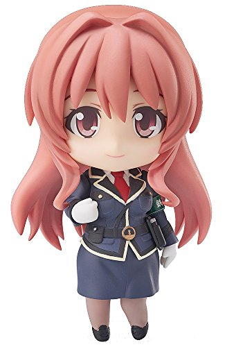 Tomytec Rail Wars!: Haruka Koumi Nendoroid Action Figure (Alex Carrier Dog)