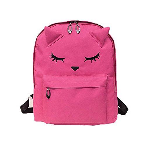 Jiaruo Cartoon Laptop Backpack Daypack