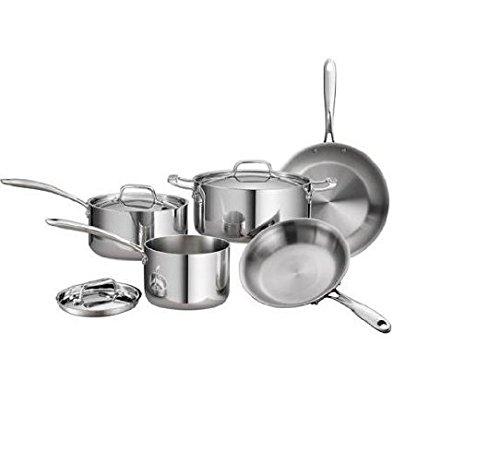 Tramontina Gourmet 8 Piece Stainless Cookware