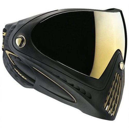 Dye I4 Special Edition Paintball Mask - Black/Gold