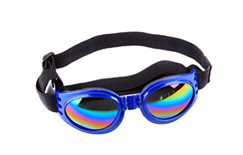 Freerun Dog Goggles Pet Sunglasses Eye Wear UV Protection Waterproof Sunglasses for Dogs - - Sunglass Huts