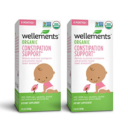 Wellements Organic Baby Constipation