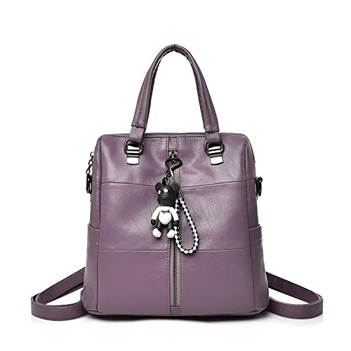 Sac à Dos De Sac à Dos De Sac à Dos De Sac à Dos De La Mode Des Femmes Purple