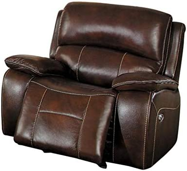 Swell Amazon Com Mojarro Power Glider Recliner Chair In Brown Top Alphanode Cool Chair Designs And Ideas Alphanodeonline