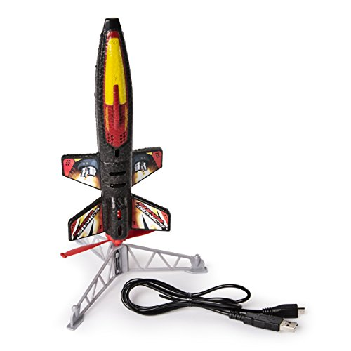 (Air Hogs - Sonic Rocket High-flying Motorized Rocket)