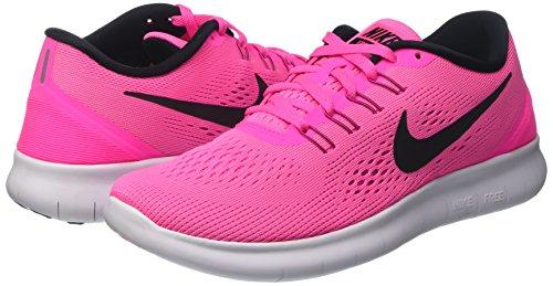 NIKE Rosa Run Running Free Pink Blast Scarpe 831509 Donna nero fire 4rYrqSUw