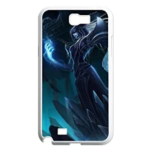 Samsung Galaxy N2 7100 Cell Phone Case White Lissandra ISU253564