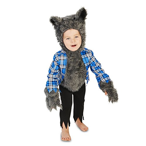 Little Werewolf Toddler Dress Up Costume (Beast Costumes For Toddler)