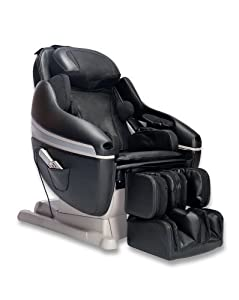 Inada Sogno Dreamwave Massage Chair, Black