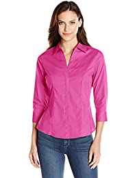 Amazon.com: Pink - Blouses & Button-Down Shirts / Tops & Tees ...