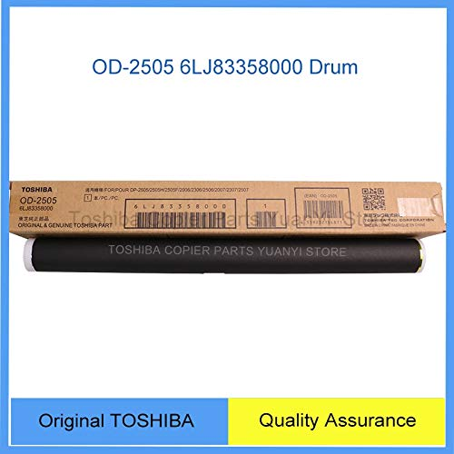 Printer Parts Opc Drum Original Toshiba Copier Parts OD-2505 6LJ83358000 for Model 2802A 2802AM 2802AF 2083A 2303AM 2803AM 2309 2809A