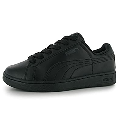 fd8d72a702a Puma Kids Smash Trn Boys Sports New Youth Shoes Junior Trainers   Amazon.co.uk  Shoes   Bags