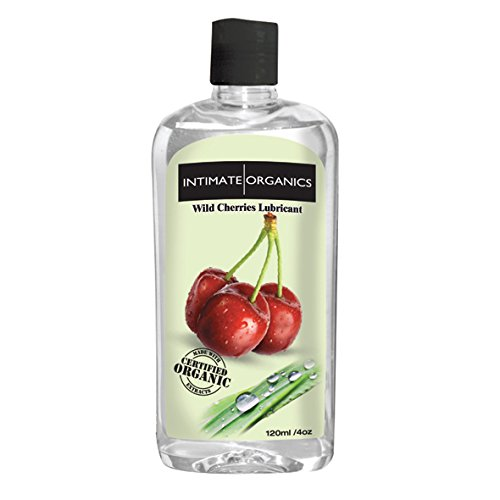 Intimate Organics Cherries Flavored Ounce product image
